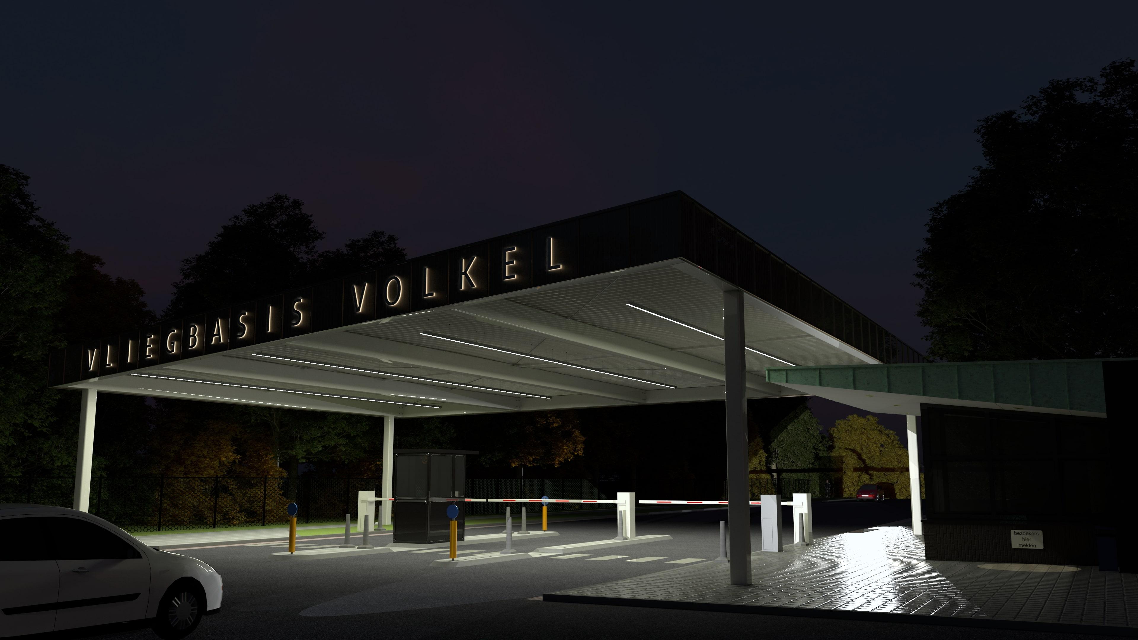 Hoofdentree_luchtmachtbasis_Volkel