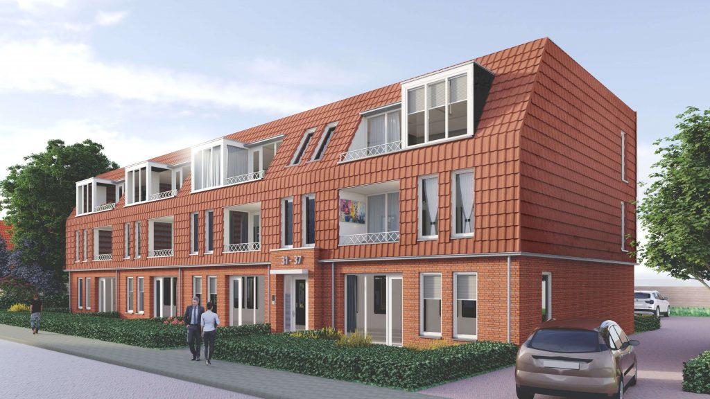 Wilhelminastraat Breukelen K3 architectuur